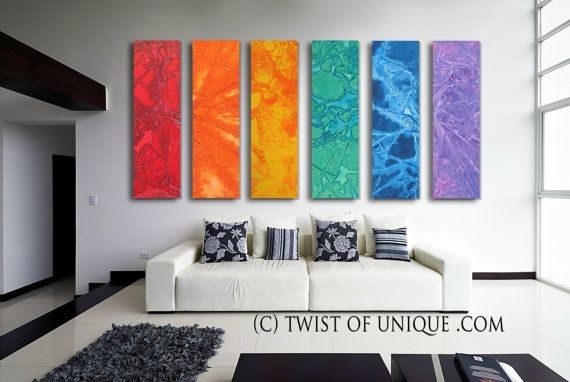 Wall Art Designs: Awesome Shop The Latest Colorful Abstract Wall Intended For Colourful Abstract Wall Art (Image 12 of 15)