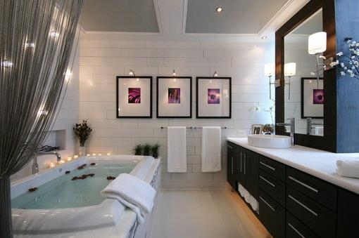 Wall Art Designs: Marvelous Modern Bathroom Wall Art Contemporary For Abstract Wall Art For Bathroom (Image 17 of 20)