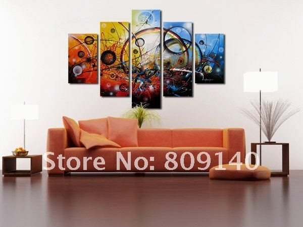Wall Art Designs: Modern Office Wall Art Decor Decoration Inside Abstract Wall Art For Office (View 10 of 15)