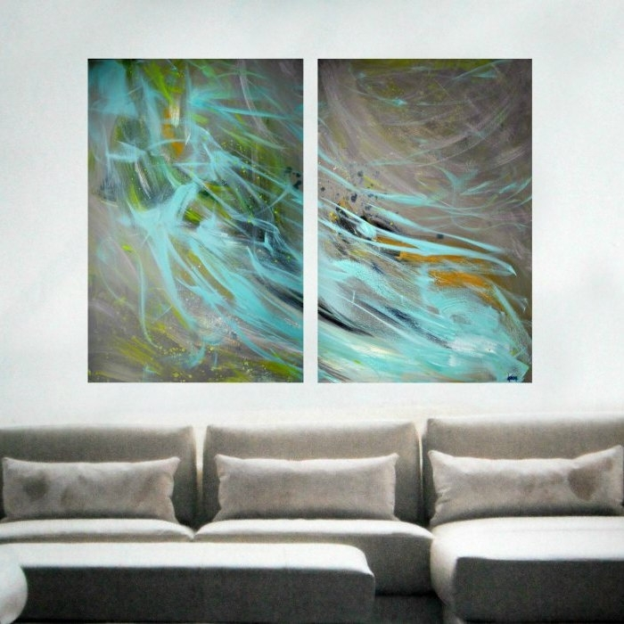 Wall Art Designs: Oversized Canvas Wall Art Impressive Taste Big With Regard To Large Framed Abstract Wall Art (View 6 of 15)