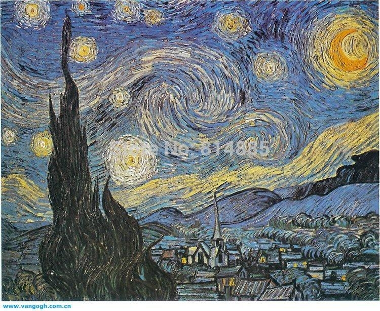 Wall Art: Top 10 Sample Ideas Van Gogh Wall Art Vincent Van Gogh Throughout Vincent Van Gogh Wall Art (Image 20 of 20)