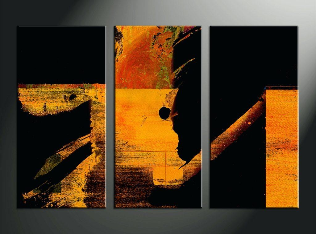 Wall Arts ~ Oversized Canvas Wall Art Sets Home Decor 3 Piece Within Abstract Canvas Wall Art Australia (Image 19 of 20)