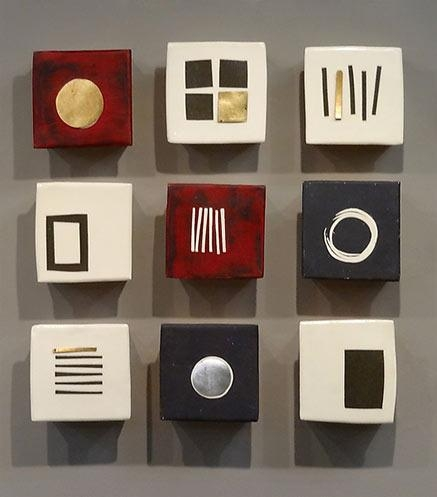 Wall Plaques – Ceramics And Pottery Arts And Resources Throughout Abstract Ceramic Wall Art (Image 16 of 16)