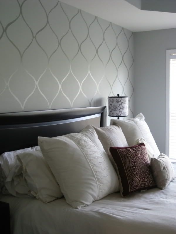 10 Lovely Accent Wall Bedroom Design Ideas | Wall Ideas, Wallpaper Throughout Wallpaper Living Room Wall Accents (Image 1 of 15)