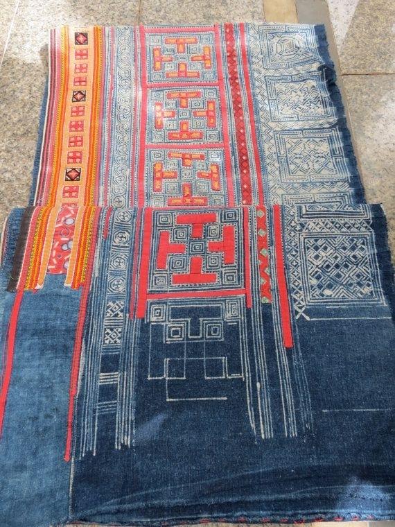 100 Best Thailand Crafty Stuff Images On Pinterest | Boho Style Within Thai Fabric Wall Art (Image 1 of 15)