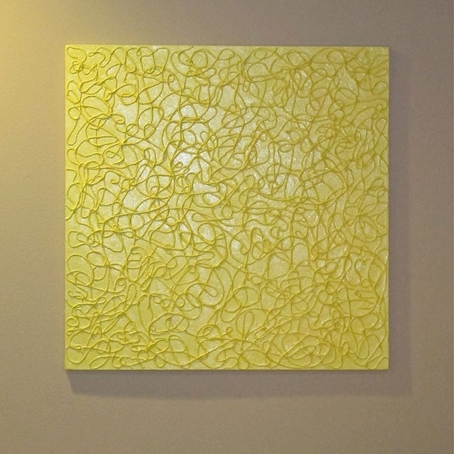 100 Creative Diy Wall Art Ideas To Decorate Your Space | Texture Pertaining To Textured Fabric Wall Art (View 2 of 15)
