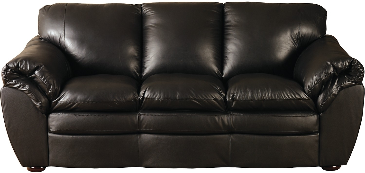 100 Genuine Leather Couch • Leather Sofa Inside The Brick Leather Sofas (View 6 of 10)