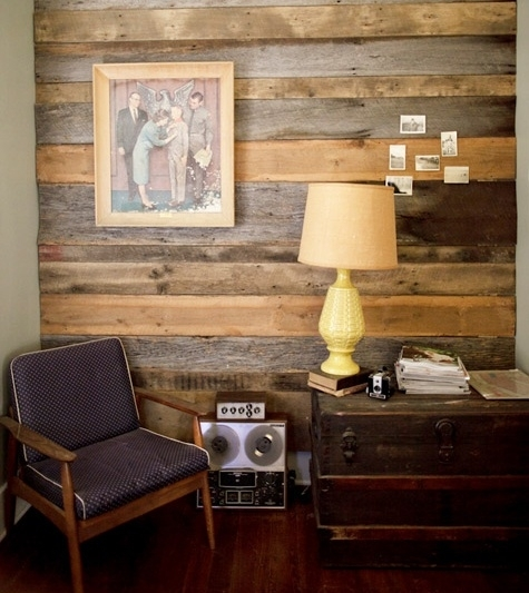 105 Best Reclaimed Wood Images On Pinterest | Home Ideas, For The Throughout Rustic Wall Accents (Image 1 of 15)