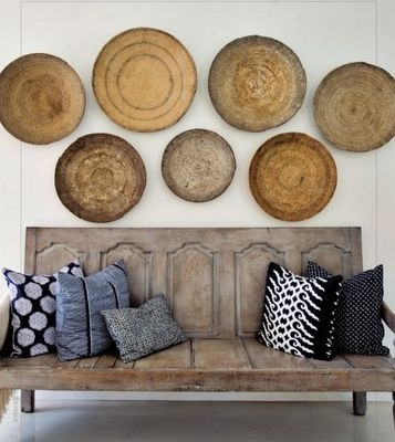 108 Best Gallery Wall Ideas Images On Pinterest | My House Pertaining To African Wall Accents (Image 1 of 27)
