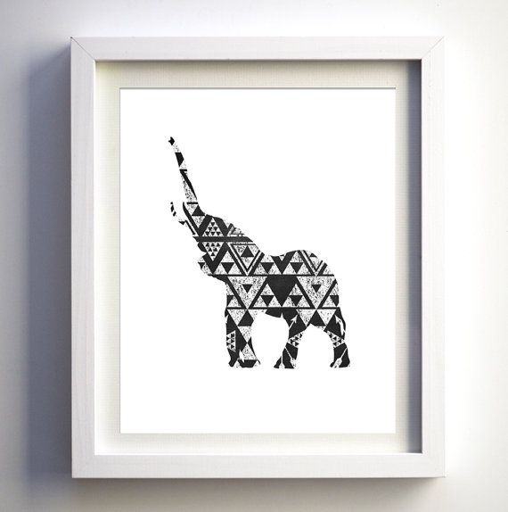 111 Best Modern Minimalist Art Prints Images On Pinterest | Art Within Framed Animal Art Prints (View 11 of 15)