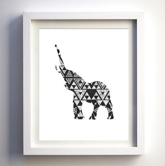 111 Best Modern Minimalist Art Prints Images On Pinterest | Art Within Framed Animal Art Prints (Image 1 of 15)