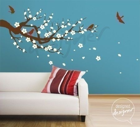 116 Best Wall Decals Images On Pinterest | Babies Nursery, Child Regarding Wall Accent Decals (Image 1 of 15)
