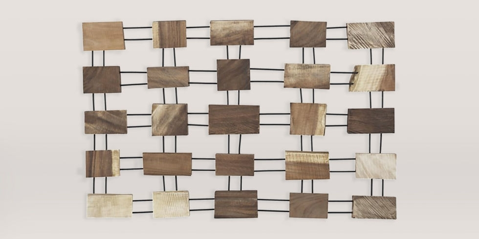 12 Wood Wall Art Pieces In 2018 Reviews Of Rustic Wood Wall Decor With Regard To Wooden Wall Accents (View 11 of 15)