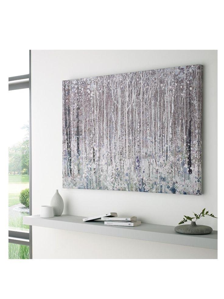 121 Best Livingroom Images On Pinterest | Christmas Crafts Regarding Homebase Canvas Wall Art (View 8 of 15)