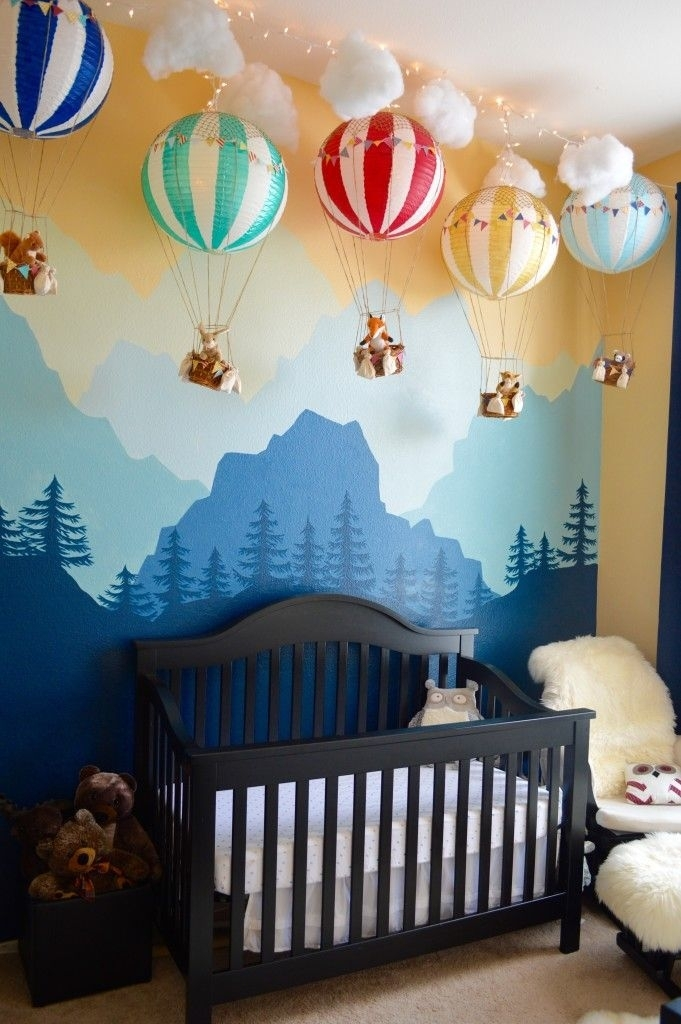 13 Best Baby's Room Images On Pinterest | Child Room, Babies Rooms for Nursery Wall Accents
