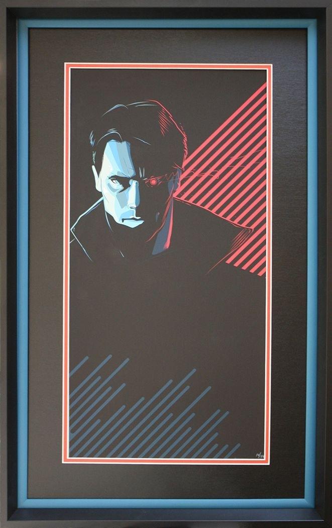 13 Best Framed Posters, Illustrations, & Prints Images On For Custom Framed Art Prints (Image 1 of 15)