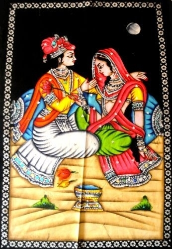 Featured Image of Indian Fabric Art Wall Hangings