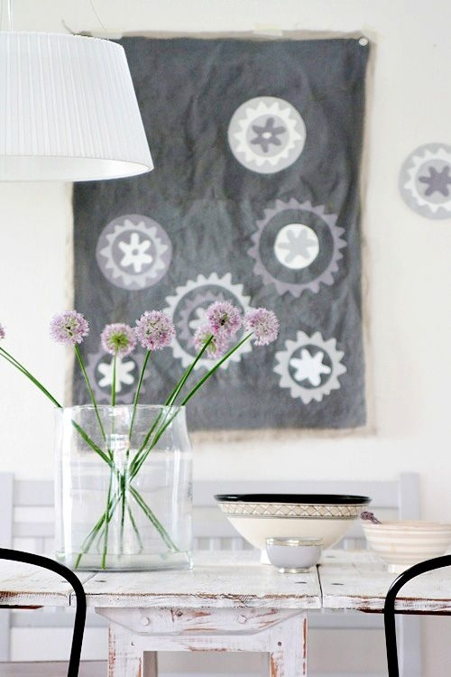 141 Best Homely – Scandinavian Images On Pinterest | Home Ideas With Scandinavian Fabric Wall Art (Image 1 of 15)