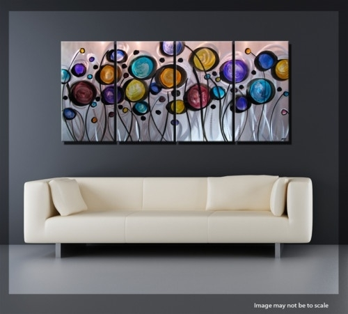 142 Best Art I'd Like To Have Images On Pinterest | African With Regard To Kindred Abstract Metal Wall Art (View 5 of 15)