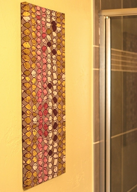 Featured Image of Textured Fabric Wall Art