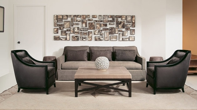 15 Living Room Wall Decor For Added Interior Beauty | Home Design Inside Wall Accents For Living Room (Image 1 of 15)