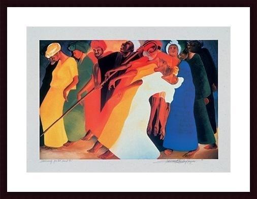 16 Best Artist – Bernard Stanley Hoyes Images On Pinterest   Black With Framed African American Art Prints (View 8 of 15)