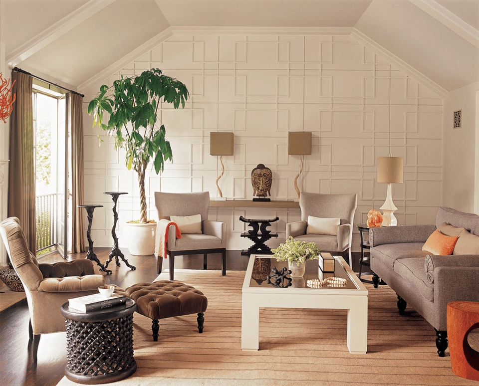 16 Living Rooms With Accent Walls With Regard To Wall Accents For Living Room (View 5 of 15)