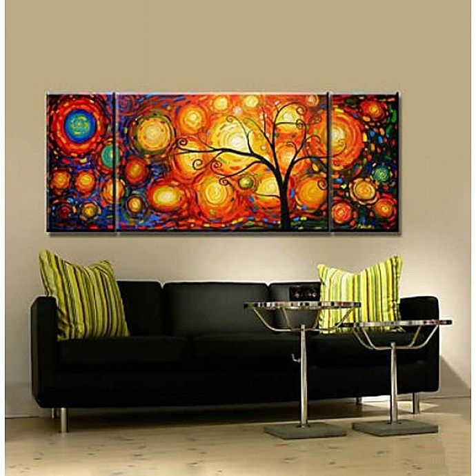 161 Best Canvas Images On Pinterest | Acrylic Paintings, Bob Ross with Kortoba Canvas Wall Art
