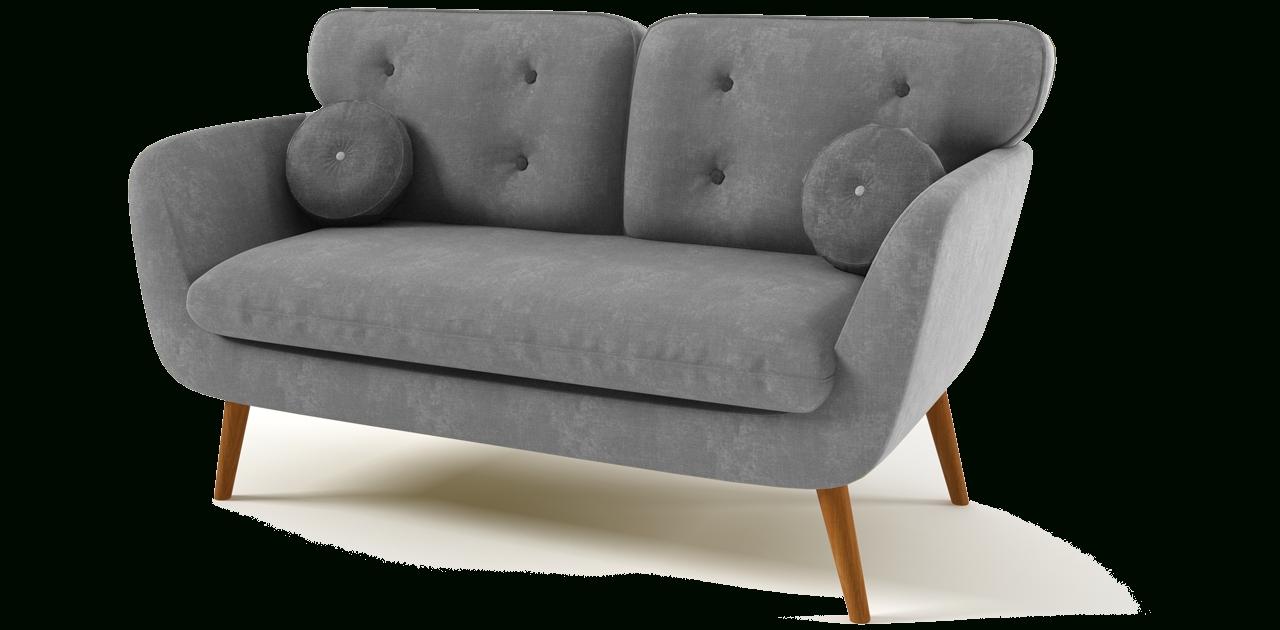2 Seater Retro Sofa In Retro Sofas (View 2 of 10)