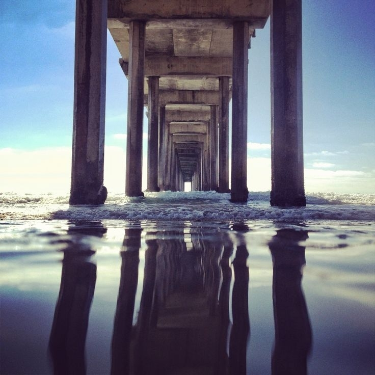 20 Best Piers, Docks And Jetties, Oh My! Images On Pinterest For Jetty Canvas Wall Art (Image 1 of 15)