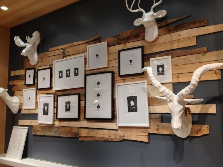 20 Clever And Cool Basement Wall Ideas – Hative Pertaining To Basement Wall Accents (View 6 of 7)