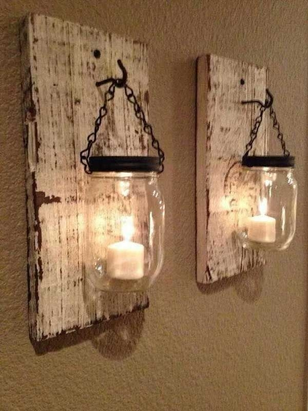 20+ Recycled Pallet Wall Art Ideas For Enhancing Your Interior With Wall Accents Made From Pallets (Image 4 of 15)