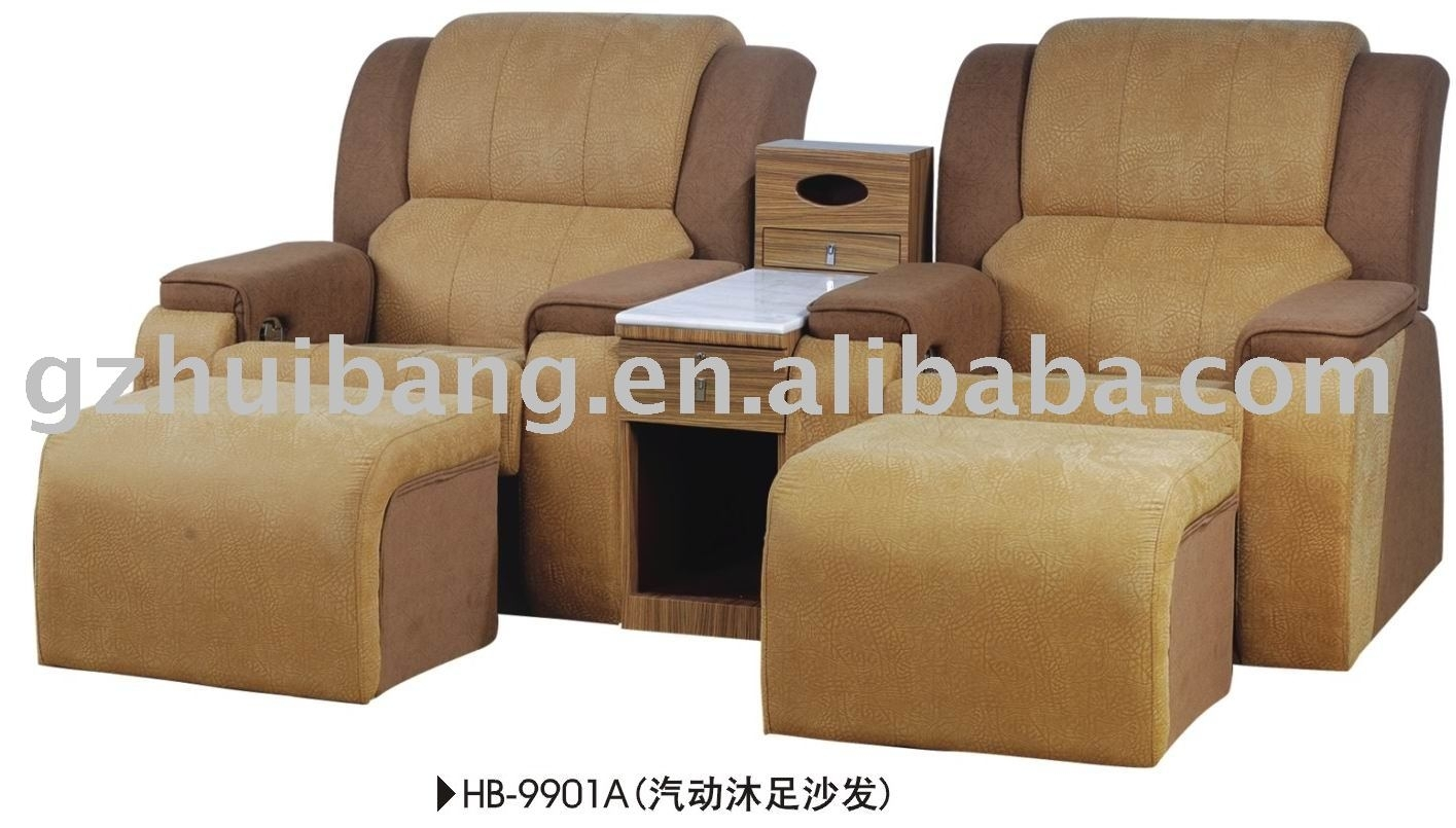 2012 Modern Foot Massage Sofa,foot Spa Sofa With Tv Stand – Buy Foot Within Foot Massage Sofas (View 6 of 10)