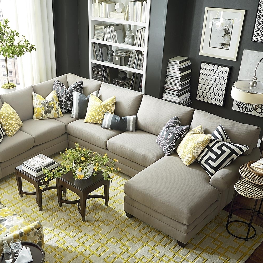 2018 Latest Gatineau Sectional Sofas In Gatineau Sectional Sofas (Image 3 of 10)