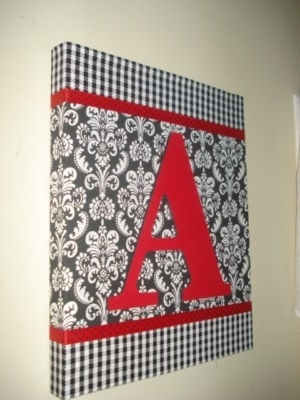 21 Best Fabric Wall Hangings Images On Pinterest | Fabric Wall For Fabric Wall Art Letters (View 14 of 15)