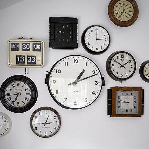 22 Best Eg – Time Zone Images On Pinterest | Wall Clocks, Clock Within Clock Wall Accents (Image 2 of 15)
