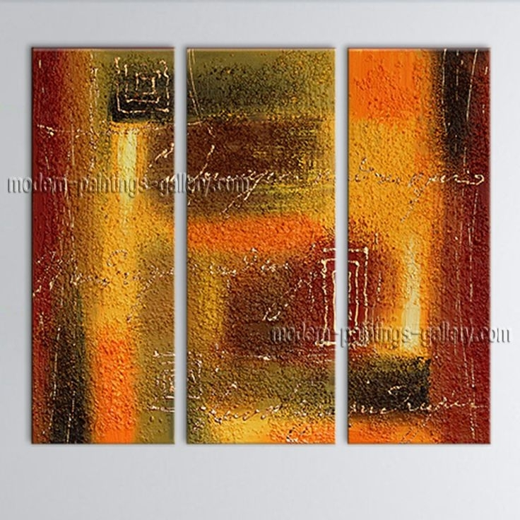 22 Best Wall Art Images On Pinterest | Contemporary Art Paintings With Abstract Kitchen Wall Art (Image 1 of 15)