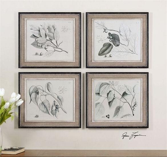24 Best Nature Themed Prints At Brass Exchange Home Images On For Framed Art Prints Sets (Image 1 of 15)