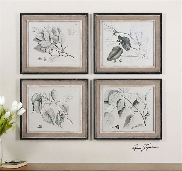 24 Best Nature Themed Prints At Brass Exchange Home Images On Within Black Framed Art Prints (Image 1 of 15)