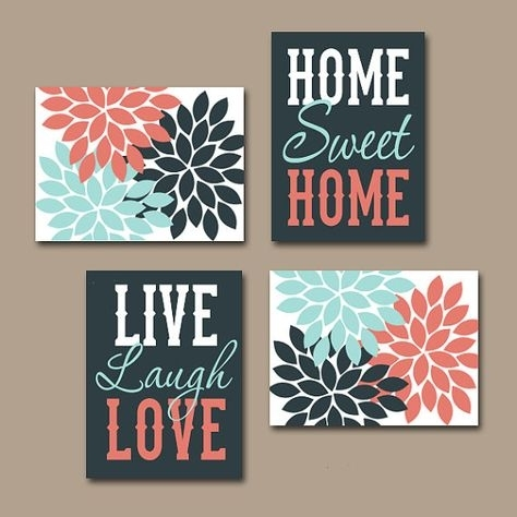 3 Easy Diy Ideas For Making Your Own Quote Art | Diy Ideas Throughout Love Quotes Canvas Wall Art (Image 1 of 15)