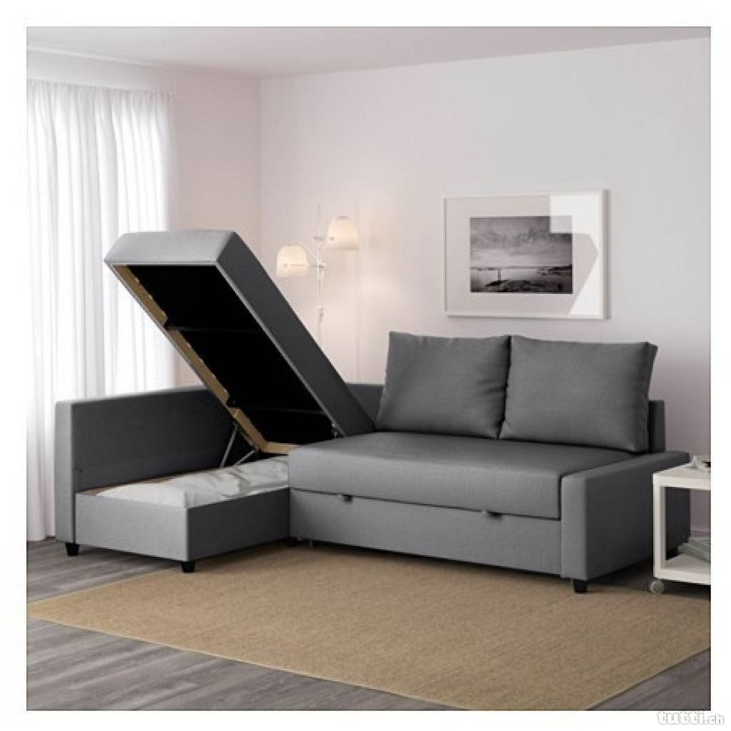 3-Seat Sleeper Sectional | Sleeper Sectional, Sleeper Sofas And in Ikea Sectional Sleeper Sofas