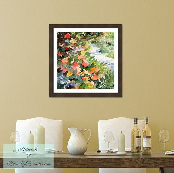 30 Best Wall Art Ideas Images On Pinterest | Art Ideas, Framed Art Intended For Custom Framed Art Prints (Photo 12 of 15)