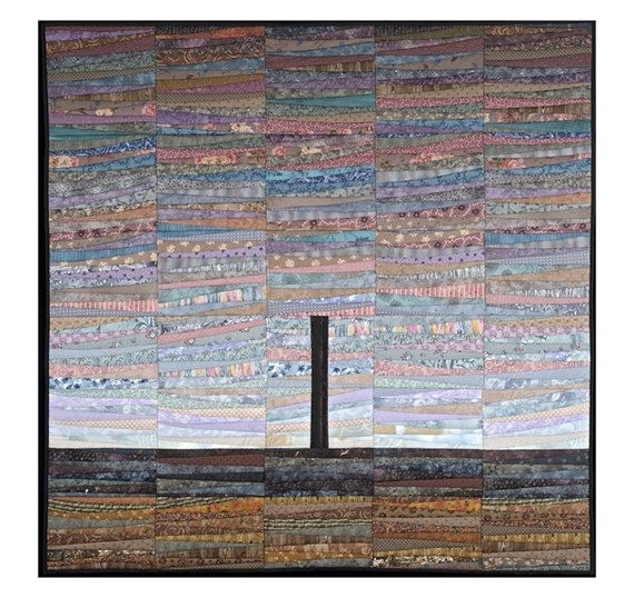 302 Best Anne Brauer Images On Pinterest | Textile Art, Ann And With Abstract Textile Wall Art (Photo 14 of 15)