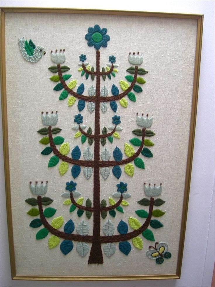 31 Best Evelyn Ackerman Awesomeness Images On Pinterest | Rug In Mid Century Textile Wall Art (Photo 15 of 15)