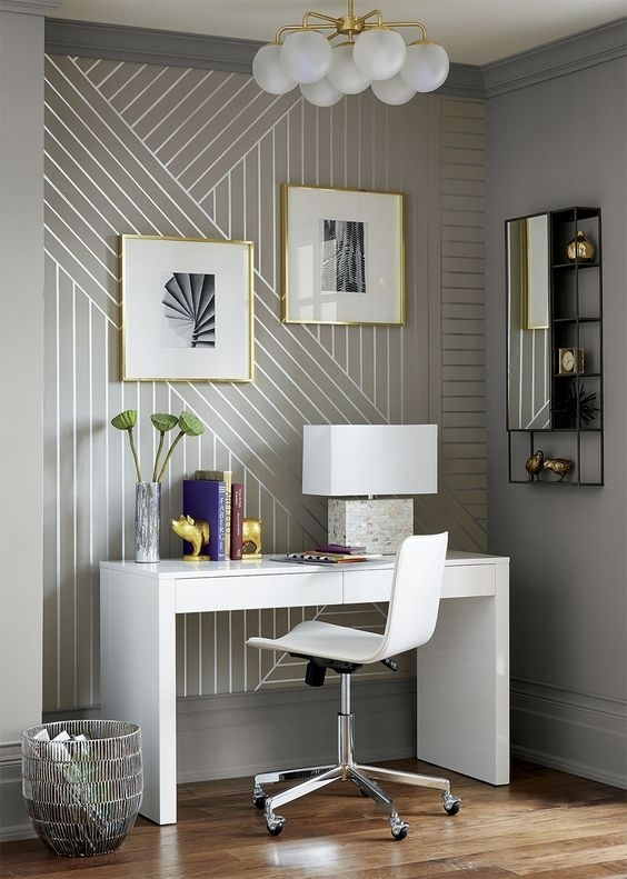 31 Wallpaper Accent Walls That Are Worth Pinning – Digsdigs Inside Wallpaper Living Room Wall Accents (Image 2 of 15)