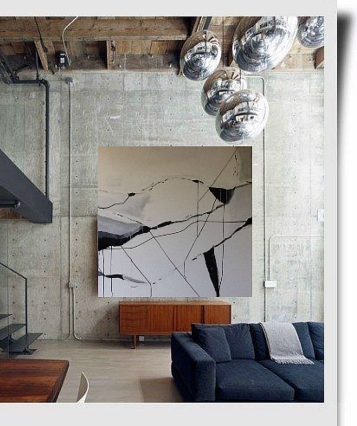 321 Best Art On The Wall Images On Pinterest | Abstract Art Throughout Houzz Abstract Wall Art (Image 1 of 15)