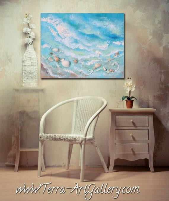 33 Best Colours Of My Earth Images On Pinterest | Conch Shells within Abstract Nautical Wall Art