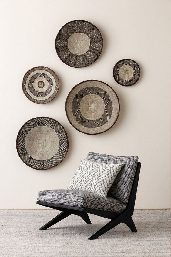 33 Striking Africa Inspired Home Decor Ideas – Digsdigs With African Wall Accents (Image 3 of 27)