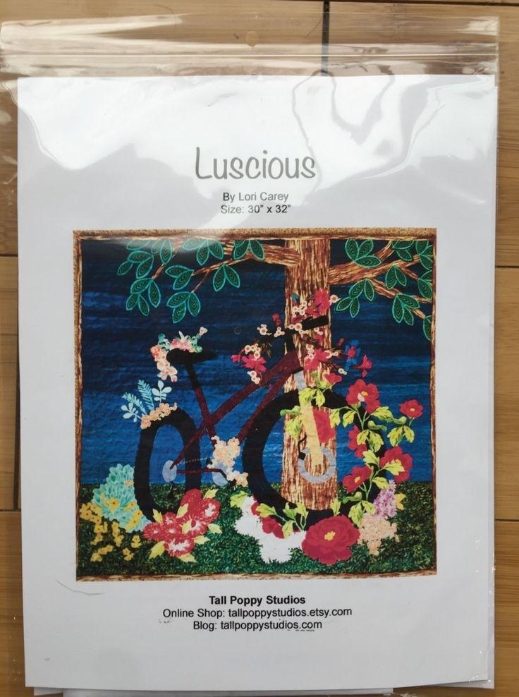 35 Best Art Quilt Patterns Images On Pinterest | Quilt Patterns For Fabric Wall Art Patterns (Photo 10 of 15)