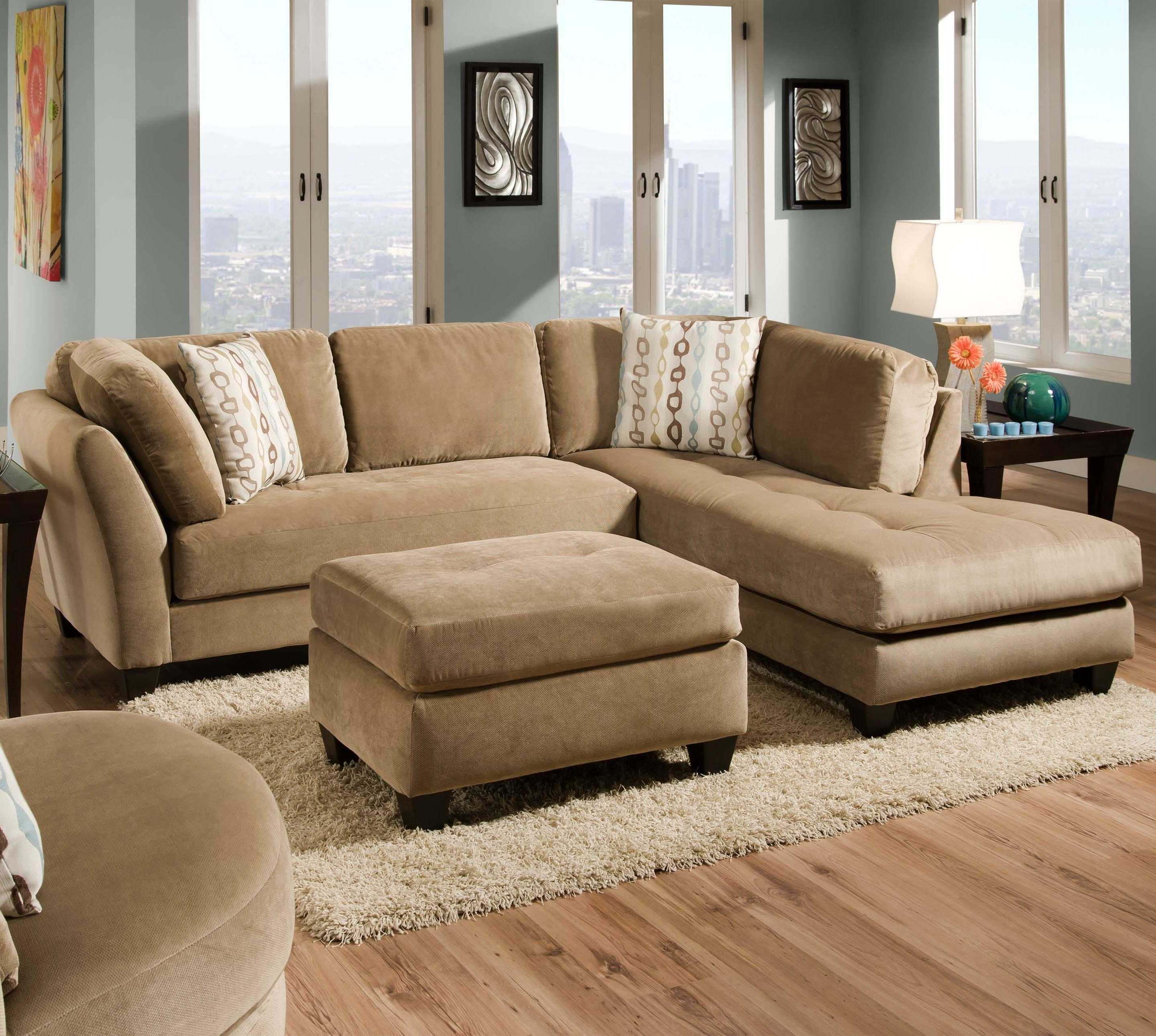 35B Slugger Mocha 2 Piece Sectionalcorinthian – Great American Regarding Memphis Tn Sectional Sofas (Image 2 of 10)